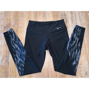 Nike Dri Fit High Rise Leggings